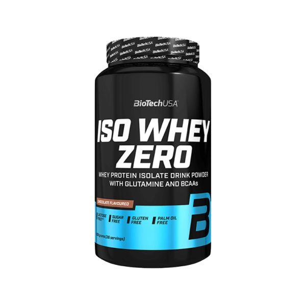 Iso Whey Zero   Protein Isolat Eiweiss   908g   BioTech USA