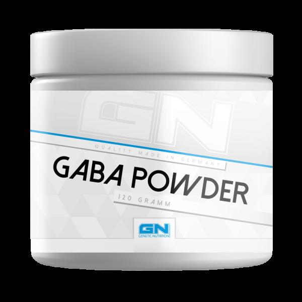 Gaba Pulver | Gamma Aminobuttersäure | Schlaf + Regeneration | 120g | GN