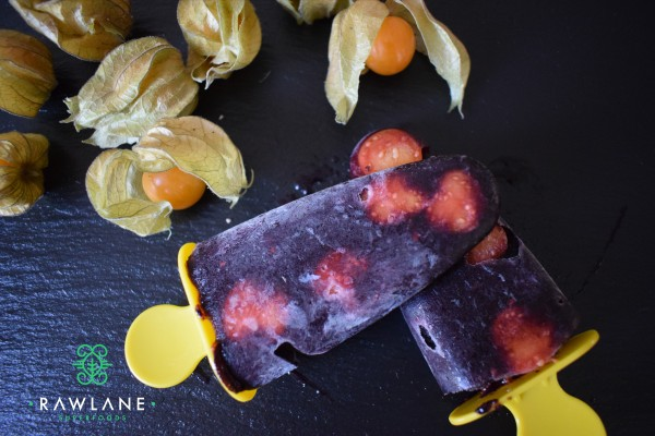 Chlorella-Popsicle