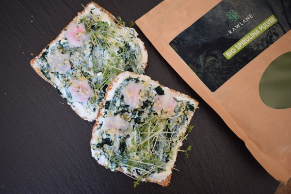 Spirulina-on-Toast