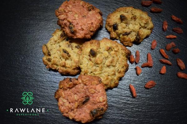 Goji-Cookies