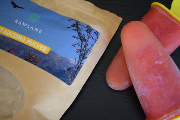 Wassermelonen-Eis