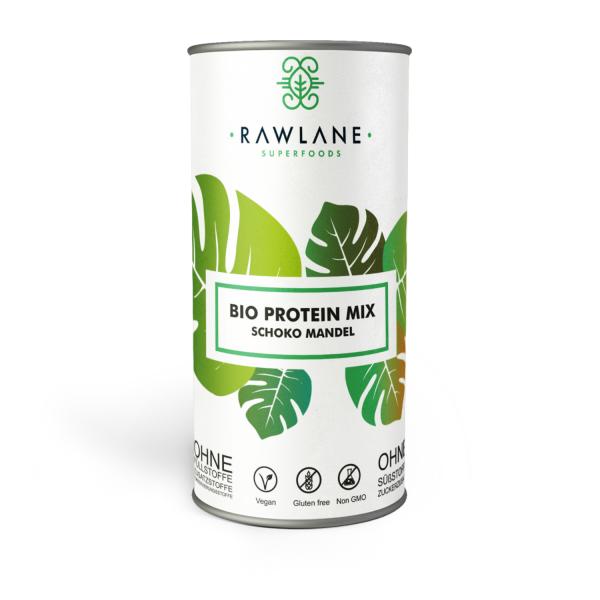 Bio Protein Mix | Schoko Mandel | 500g
