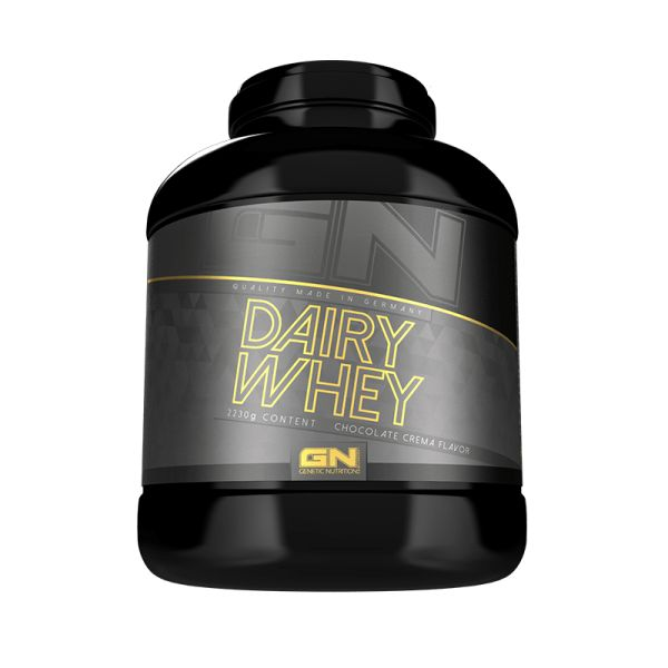 Dairy Whey Protein Isolat | 2230g | GN Laboratories
